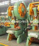 Máquina excêntrica Inclinable da imprensa de potência de 63 toneladas