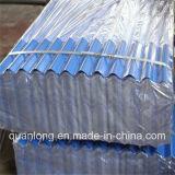 Hoja de techos de hierro corrugado PPGI