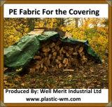 Matériau imperméable à l'eau de tissu de PE pour le revêtement
