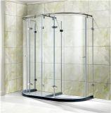 浴室のための浴室のアクセサリの緩和されたガラスのシャワーのキュービクルのシャワー機構