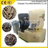 machine à granulés de bois plat Die 500-700kg/h petites boulettes de sciure de bois appuyez sur