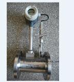 蒸気の渦の流れメートル