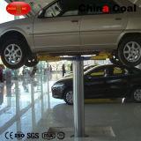 Levage souterrain de véhicule de poste simple hydraulique