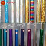 プラスチックのための多色刷りの熱い押すホイル