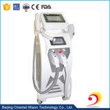 El CE aprobó el laser RF de la máquina IPL de Mutifunctional de 3 manetas