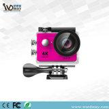 De Camera van de Actie van de sport DV 4K met LCD van 2.0 Duim het Scherm
