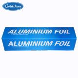 Venta caliente el papel de aluminio para empaquetado de alimentos cocción