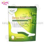 Venta de pastillas de vinagre caliente de bambú mejorar el sueño de oro Detox pies parche