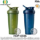 صنع وفقا لطلب الزّبون [ببا] مجّانا [600مل] [بّ] بروتين بلاستيكيّة رجّاجة زجاجة