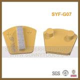 Redi Diamant de verrouillage de disque de meulage d'os de métal pour des outils concrets