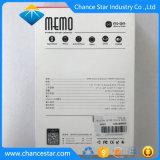 Papel ondulado impresso personalizado Caixa de oferta para o caso de Telefone