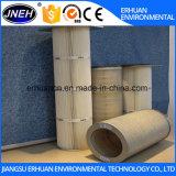 Industrial Erhuan cartucho de filtro de aire a alta temperatura