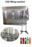 Escala de pequenas garrafas de água mineral potável a linha de produção da fábrica de engarrafamento