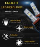 Cnlight New Arrival High Power LED Car Lamp G Series H1 H3 H7 H10 H8 H9 H11 9005 9006 LED Car Head Lamp