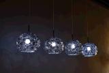 Lamp van de Tegenhanger van het Glas van de Eetkamer van het hotel de Elegante (AP9017-3B)