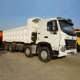 HOWO A7 Sinotruk HP371 8X4 Hochleistungsspeicherauszug/Lastkraftwagen mit Kippvorrichtung
