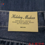Пользовательское оформление одежда джинсы PU наклейки из натуральной кожи