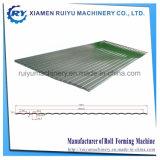 Painel do teto de papelão ondulado de Xiamen Máquinas Formadoras de Rolo com estrutura de parede