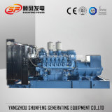 Generatore elettrico di potere diesel del MTU dell'OEM 500kVA con l'alternatore di Stamford