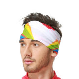 흡수하십시오 땀 자전거 다기능 Headscarf 마술 머리띠 (YH-HS371)를