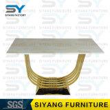 Hauptmöbel-moderner Tisch- für Systemkonsolespiegel-Seiten-Tisch-Hallen-Tisch
