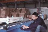 Vidrio de Jinglass que templa procesando la maquinaria