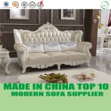 高級ホテルの標準的なヨーロッパの革ソファーの一定の家具