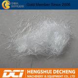 En fibre de verre de haute qualité pour la production de panneaux de gypse Fireproffing