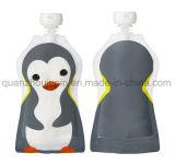 Пластиковый OEM матового рисунка Doypack жидкости мешок для упаковки лотка