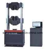 Système informatisé Servo hydraulique Machine d'essai de traction (WAW-600B)