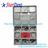 Зубоврачебные секционные оконтуренные полосы No 1.398 матриц (кольца 100PCS +2)