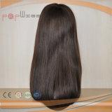 Perruque de lacet d'avant de cheveux humains de 100% (PPG-l-0416)