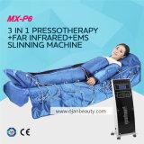 3 in 1 macchina di Pressotherapy di massaggio di pressione d'aria