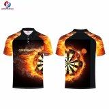 Dreamfoxの最も熱い方法高品質のカスタム昇華ポロシャツ