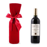 Coulisse vin sac cadeau personnalisé fabricant