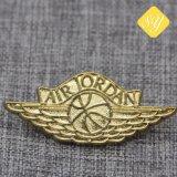 Cadeau promotionnel Badge en métal émaillé de sécurité personnalisé