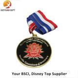 Neue Produkt-Karate-Medaillen mit Epoxy-Kleber