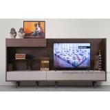 Hölzerne Antike Fernsehapparat-Schrank-Großhandelsentwürfe für Wohnung (ST0044)