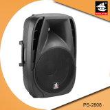 8 Zoll PROpa-Systems-Plastik-DJ-im Freien passiver Lautsprecher PS-2808