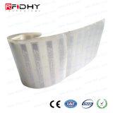 Fréquence ultra-haute de CPE imprimable C1 Gen2 Monza R6 de papier sur l'étiquette en métal