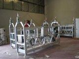 Plate-forme en acier peinte/gondole en acier galvanisées à chaud/en aluminium