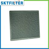 Filtro del carbón del panal de la pequeña resistencia de aire