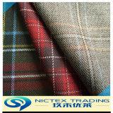 Vérifier la laine peignée Sac en tissu, tissu tartan Vérifier Plaid, vérifié tissu convenant