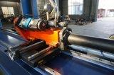 Dobladora automática del tubo de acero del CNC de Dw50cncx2a-2s