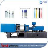 Kundenspezifische horizontale festklemmende Plastikeinspritzung, die Maschine herstellend formt