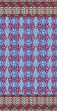 Vendita calda 2018 e nuova il tessuto stampato di stile seta per le sciarpe (1701-001)