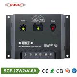 Solar Controller SCF 0808 Connexion Système Solaire