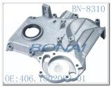 Ladaエンジンのアルミニウムタイミングカバー(OE: 406.1002062-01)