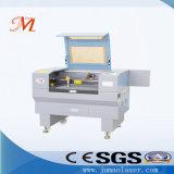Taglierina Custom Designed del laser per i contrassegni tessuti (JM-640H)