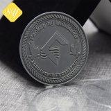 La moneta su ordinazione del metallo del ricordo di buona qualità muore per la vendita